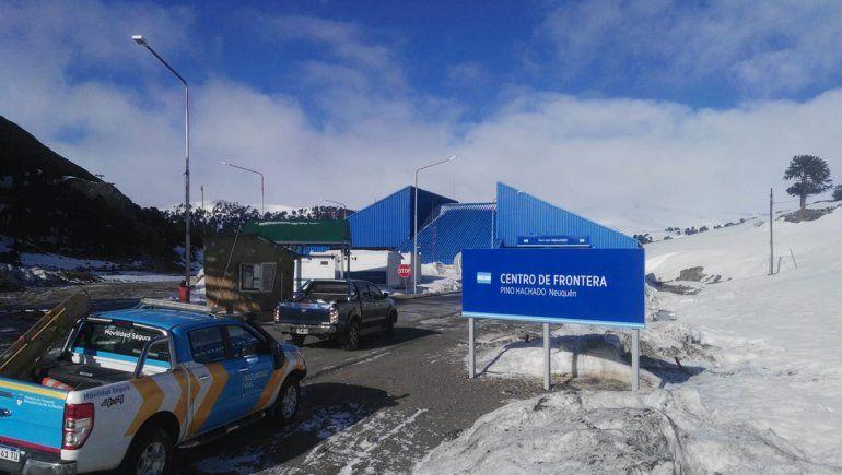 En octubre abrirían los pasos fronterizos Pino Hachado y Samoré