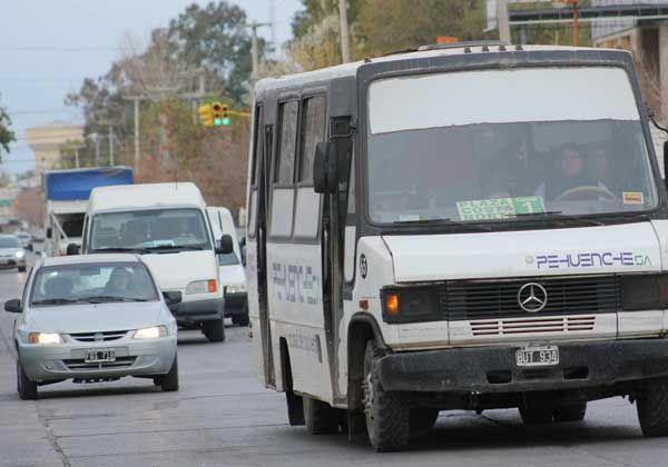 Cides quiere más control de los ómnibus urbanos