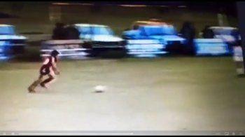 La historia del golazo inédito de Riquelme a los 12 años, que replicó 24 años después