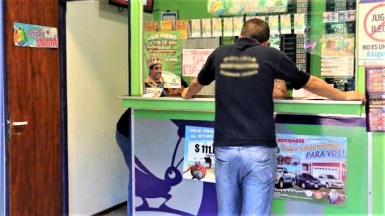 Retomaron su actividad las agencias de lotería