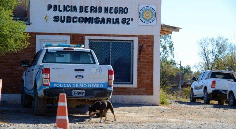 Por la ola de contagios, cambiaron al jefe de la Policía en Balsa Las Perlas