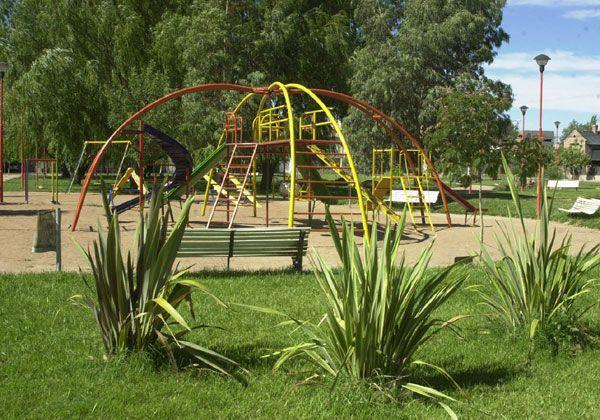 Mejoramiento de espacios verdes