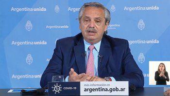 Alberto Fernández: Nadie promueve la toma de tierras