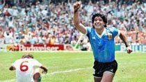 Se cumplen 35 años de los inolvidables goles de Maradona a Inglaterra.