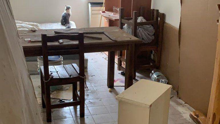 Abogada cipoleña fue denunciada por destrozar un departamento en Neuquén