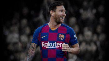 Messi tiene ofertas hasta de Neuquén.