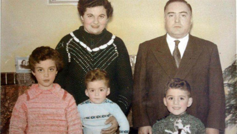 Rosa Antonia Severini, allense descendiente de italianos fruticultores.