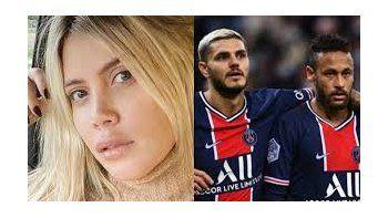 La foto de Wanda con Icardi y Neymar que la hizo tendencia