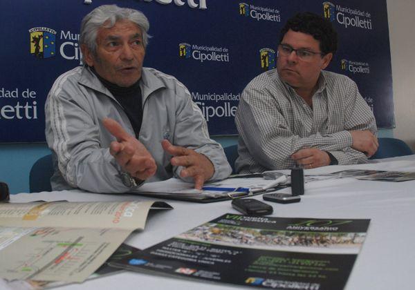 Presentaron la Vuelta Ciclística de Cipolletti
