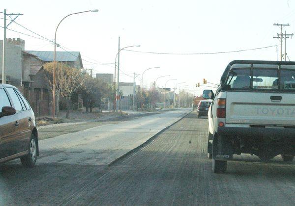 Mejoran accesos al Distrito Noreste