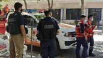 evacuaron el colegio fatima por una amenaza de bomba