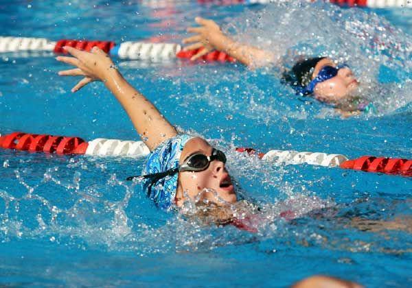 Provincial de natación en Viedma