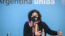 argentina supero meta de 7 millones de segundas dosis aplicadas en agosto