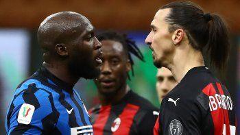 Lukaku amenazó de muerte a Zlatan ¿por racista?