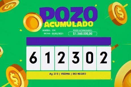 Un nuevo millonario gracias al Patagonia Telebingo