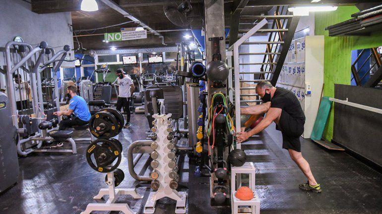 Cipoleños comienzan a migrar a Neuquén para entrenar en gimnasios