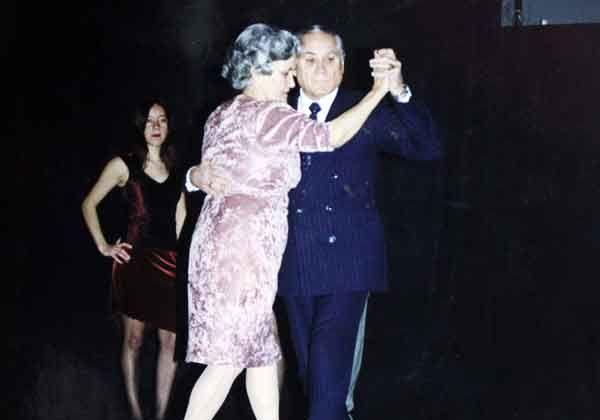 El tango local homenajea a sus principales impulsores