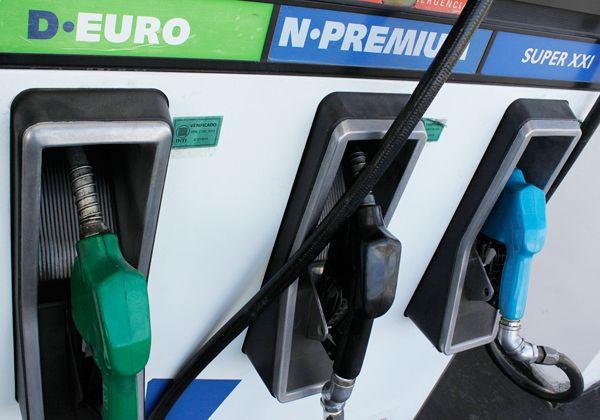 El combustible no fue un problema