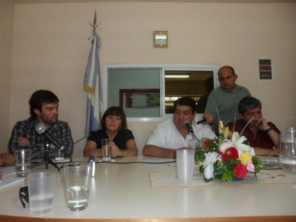Aprobaron el presupuesto 2012 en Fernández Oro