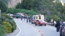 tragedia en san martin: un auto cayo al lago y murio una adolescente