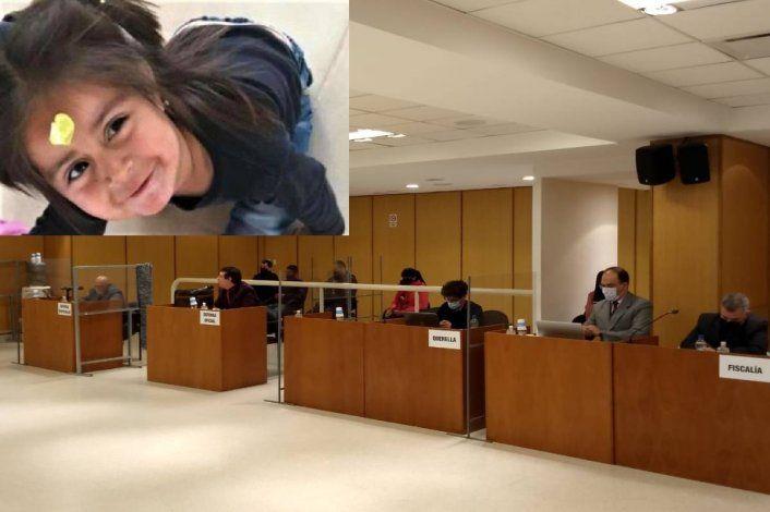 Erbín y Miranda fueron declarados culpables por la muerte de la niña