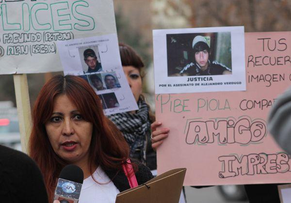 Convocan a nueva marcha por crimen en el Mapu