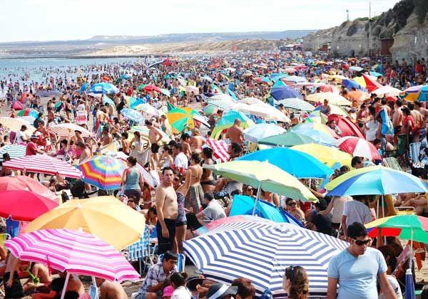 El Carnaval, lo mejor de toda la temporada para Las Grutas
