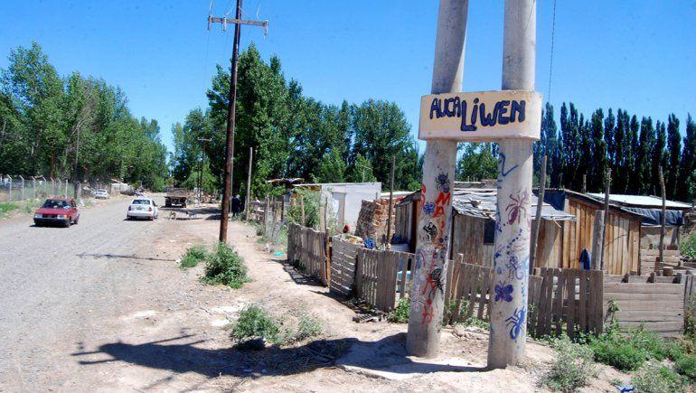 Reabren el comedor del asentamiento Auka Liwen