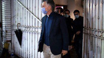 Macri quiere arreglar la pelea entre Vidal y Bullrich