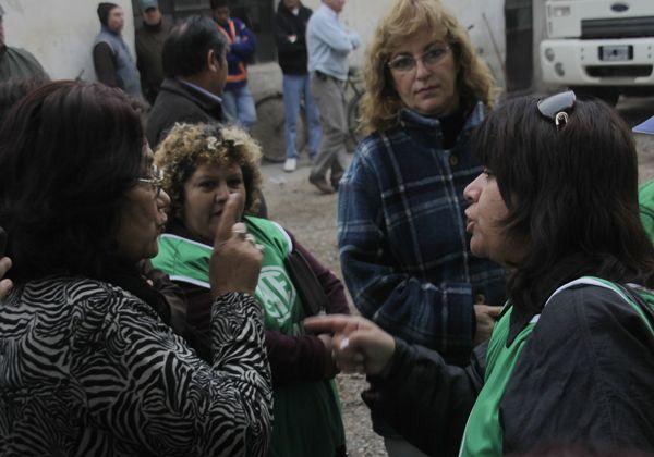 Allen: Trabajadores del Corralón Municipal continuarán con el paro