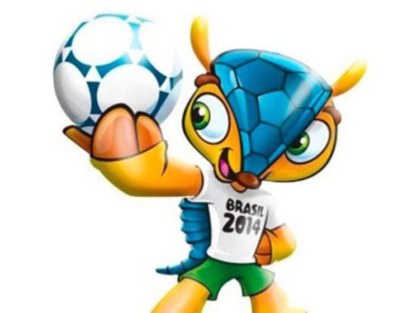 Tatú-Bola será la mascota del Mundial de Brasil