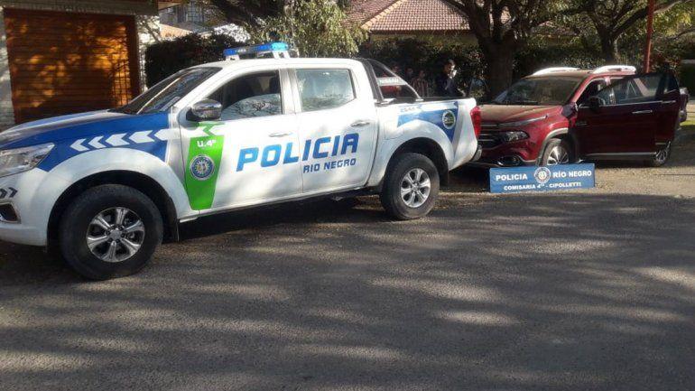Los barrios en los que se repiten los robos de camionetas