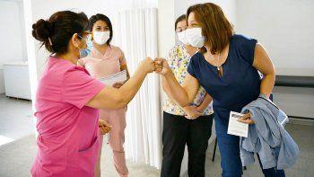 rio negro tendra licencias covid para el personal de la salud