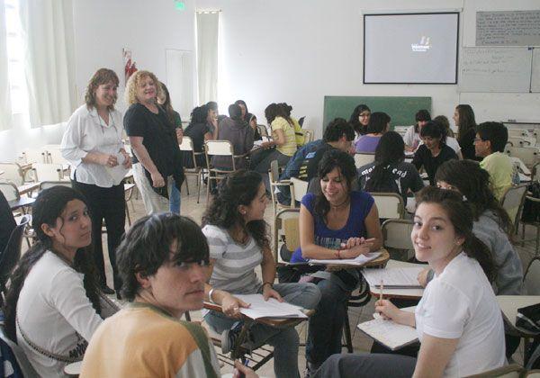 Inscripciones a primer año en colegios secundario en Río Negro