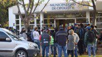 los municipales insisten en un aumento anual del 50% o mas