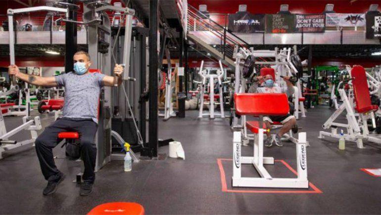 Jujuy reabrirá los gimnasios desde el lunes: ¿Cómo será el protocolo?