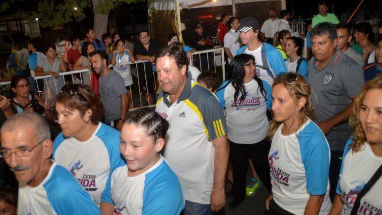 Una fiesta: mirá todo el color de la  33ª Corrida de Cipolletti