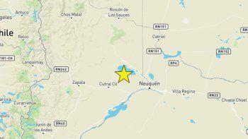 el inpres confirmo que el sismo en la region fue de 4.2