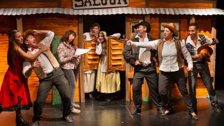 El teatro rionegrino regresa a los escenarios