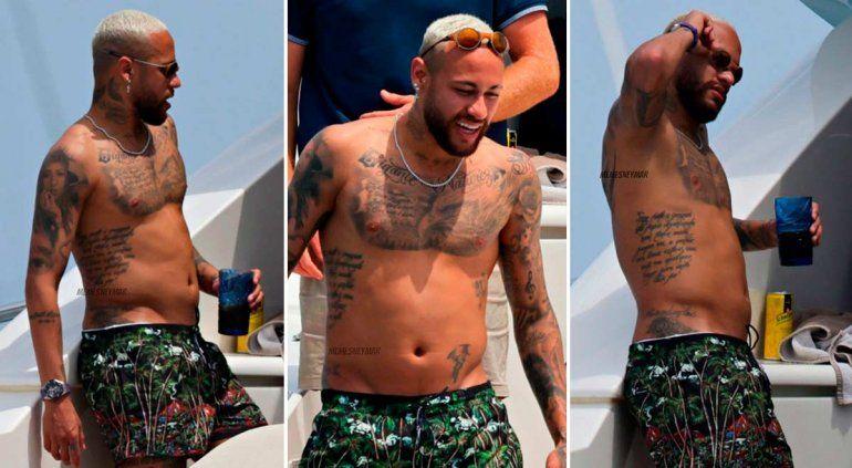 El cambio de físico de Neymar que preocupa al PSG