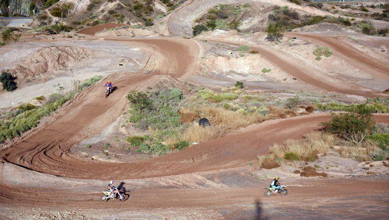 El motocross volvió a rugir en El Coliseo