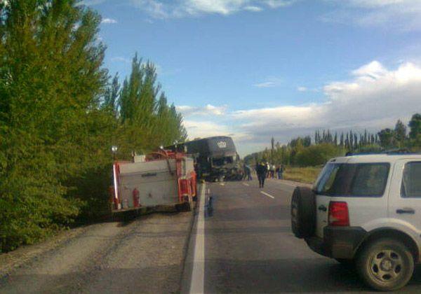Accidente fatal en la ruta Nacional 151
