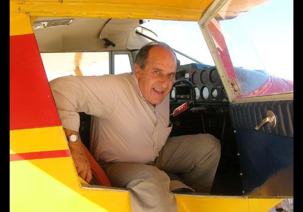 Un nuevo avión se agrega al Aeroclub Allen