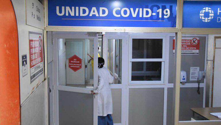 Mueren tres personas por día de coronavirus en el hospital de Neuquén