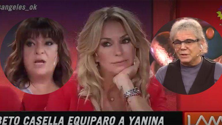 Yanina Latorre la pasó mal en LAM tras el escándalo con Casella