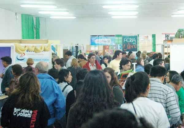 Exitoso cierre de la Feria del Libro