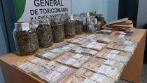lo condenan por trafico de drogas, pero zafo  de ir preso