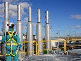 La central térmica de YPF Luz está vinculada al parque eólico.