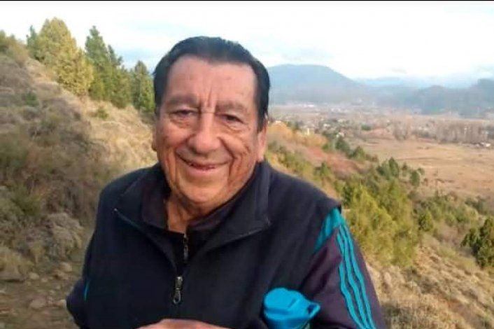 El más groso: tiene 85 años y trepa la montaña como un pibe