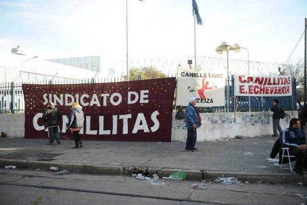 Endurecieron los bloqueos en las platas de Clarín y La Nación